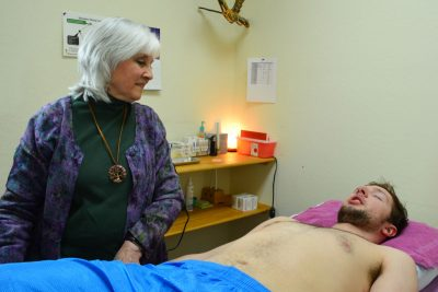 Bonnie Walker Acupuncture Treatment