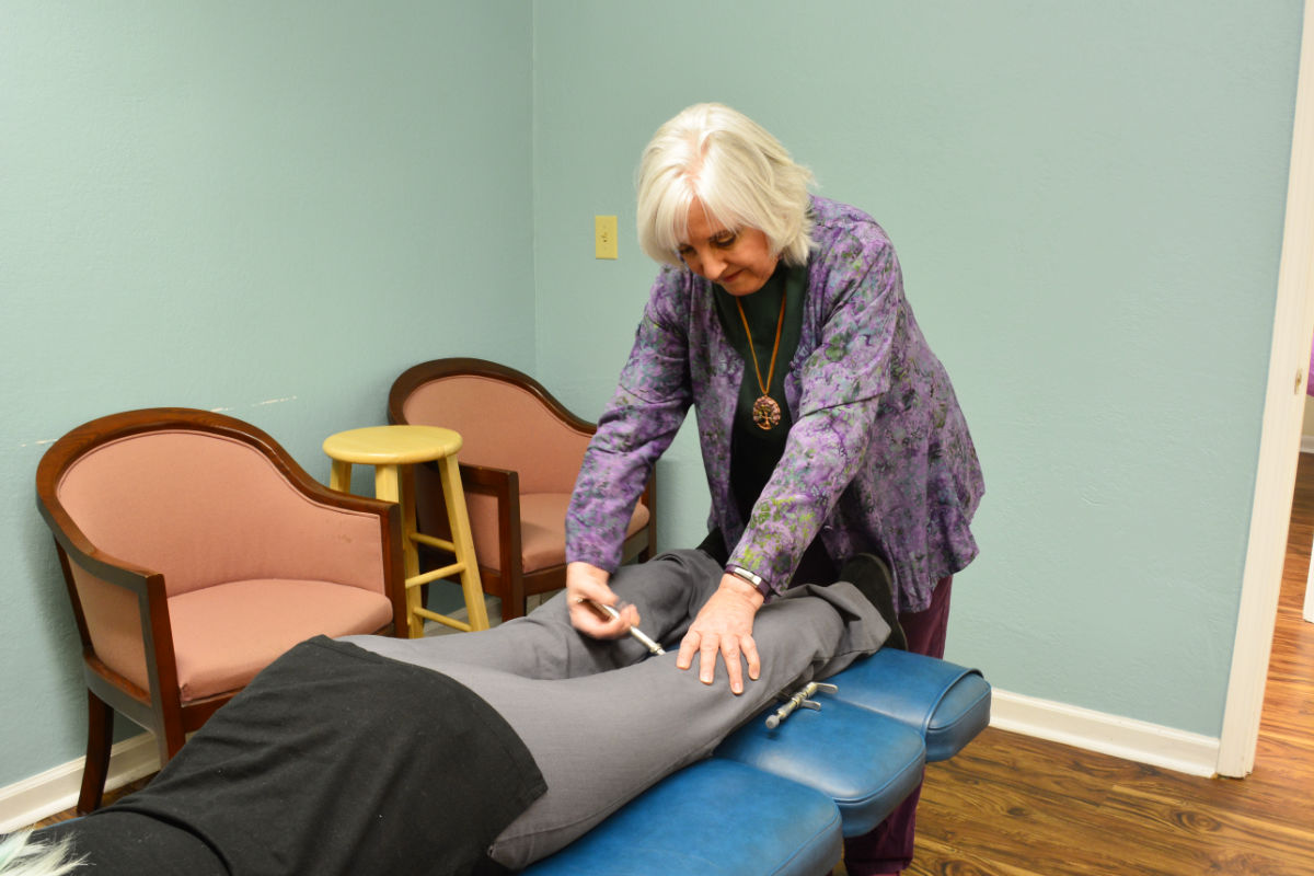 Bonnie Walker Chiropractic Treatment