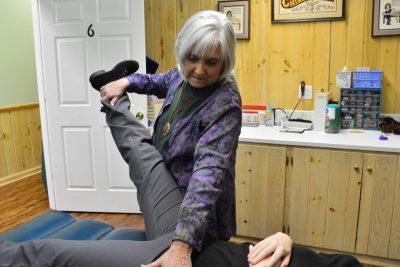 Bonnie Walker Muscle Testing